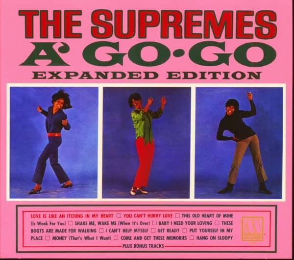 A' Go-Go - Expanded Edition (2-CD)