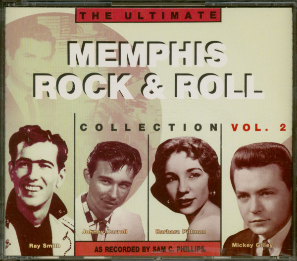 The Ultimate Memphis Rock & Roll Collection Vol. 2 (2-CD)