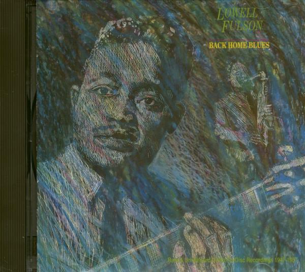 Back Home Blues (CD)