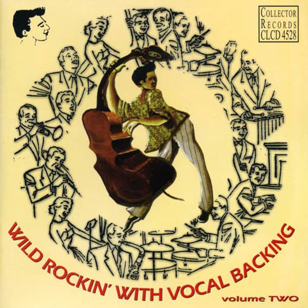 Vol.2, Wild Rockin' With Vocal Backing