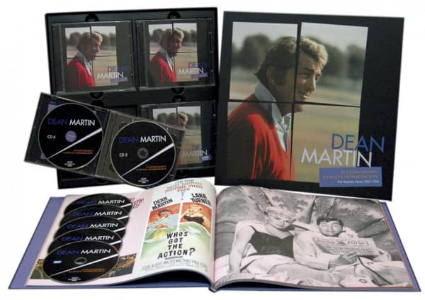 Everybody Loves Somebody (6-CD & 1-DVD mit 92-seitigem gebundenen Buch)