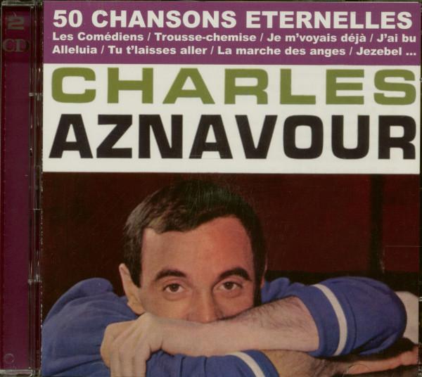 50 Chansons Eternelles (2-CD)
