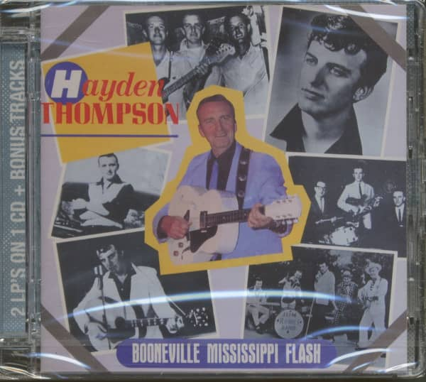 Boonevillle Mississippi Flash - The Time Is Now...plus (CD)