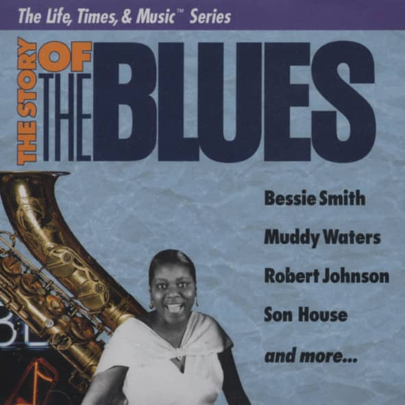 The Story Of The Blues (CD+Book)