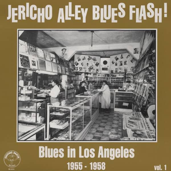Blues In Los Angeles Vol.1
