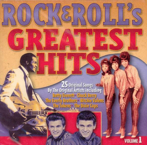 Rock & Roll's Greatest Hits Vol.1