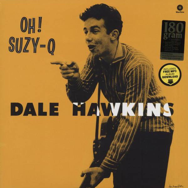 Oh! Suzy Q ...plus (1958) 180g Vinyl