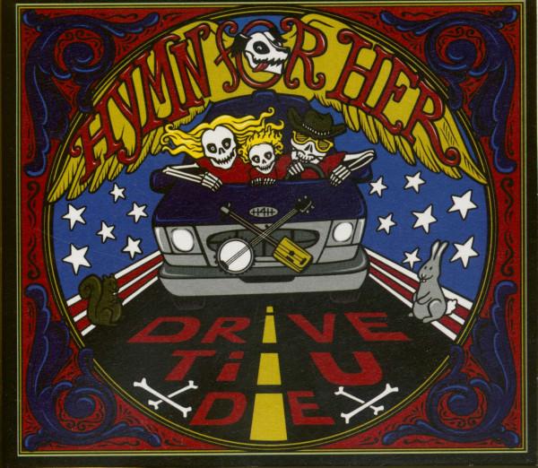 Drive Til U Die (CD)