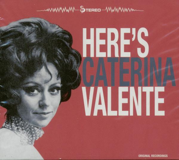 Here's Caterina Valente (CD)