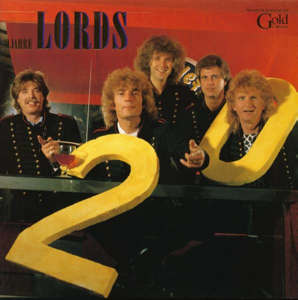 20 Jahre Lords - Gold Collection (2-LP)