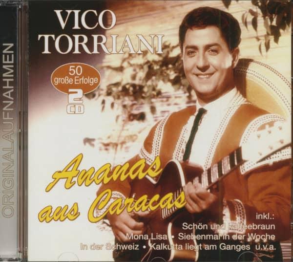 Ananas Aus Caracas - 50 Große Erfolge (2-CD)