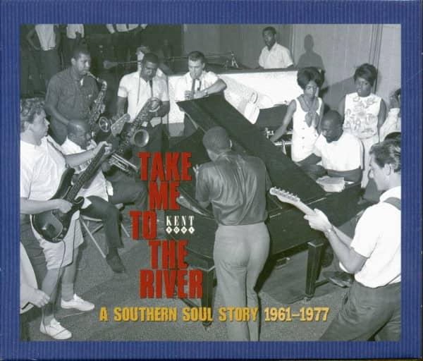 Take Me To The River - A Southern Soul Story 1961-1977 (3-CD)
