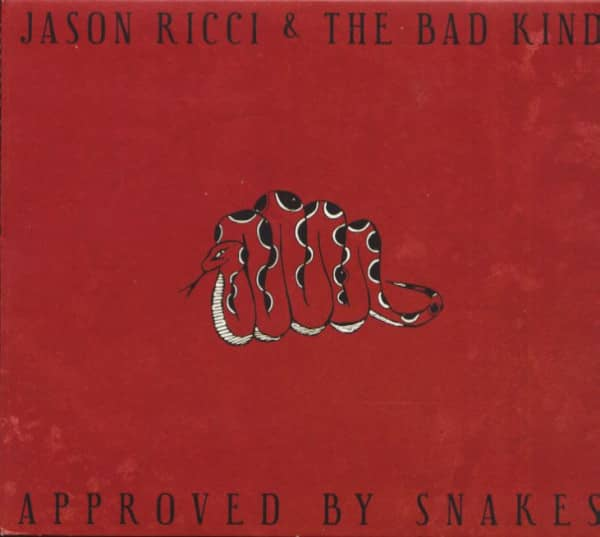 Approved By Snakes (CD)