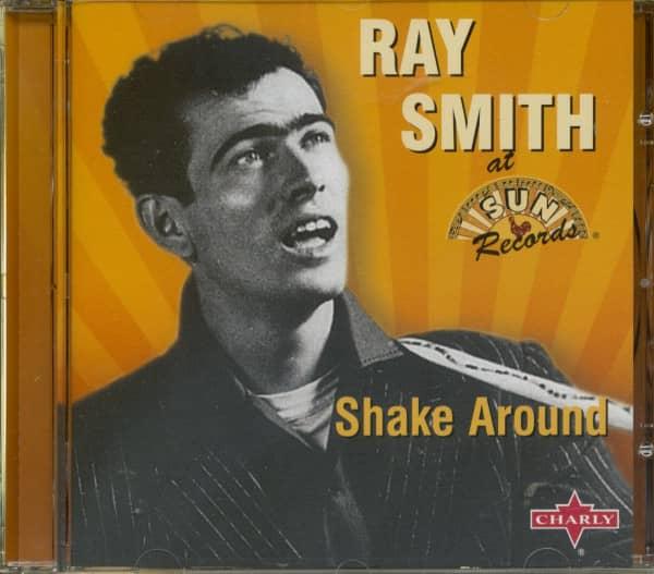 Shake Around (CD)