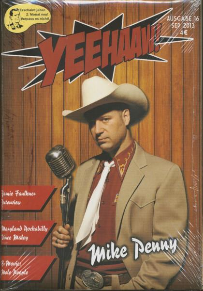 Yeehaaw! Rock & Roll Magazin #16 (September 2013)