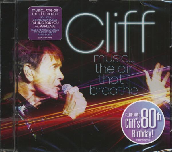 Music... The Air That I Breathe (CD)