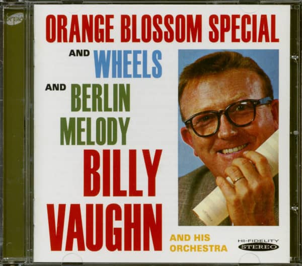 Orange Blossom Special And Wheels And Berlin Melody (CD)