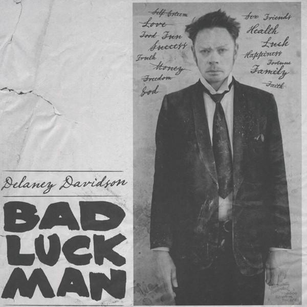 Bad Luck Man (LP&CD)