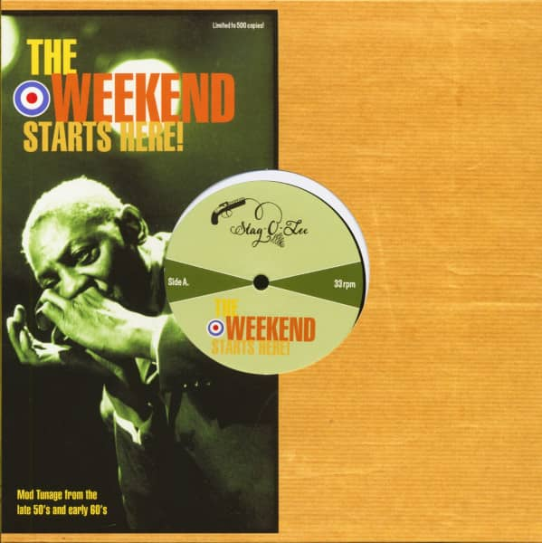 The Weekend Is Here! (LP, 10inch, Ltd.)