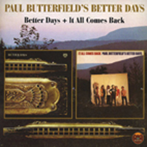 Better Days - It All Comes Back