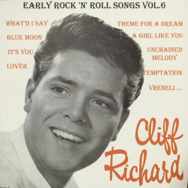 Vol.6, Early Rock'n'Roll Songs