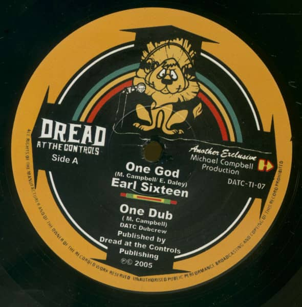 One God - African Tribesmen (10inch, 45rpm)