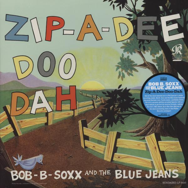 Zip-A-Dee-Doo-Dah (1963) 180g Mono Edition