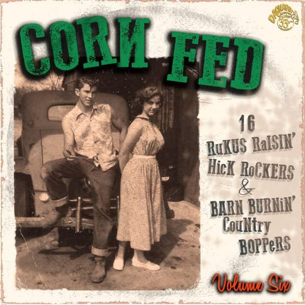 Corn Fed Vol.6 (LP, Colored Vinyl, Ltd.)