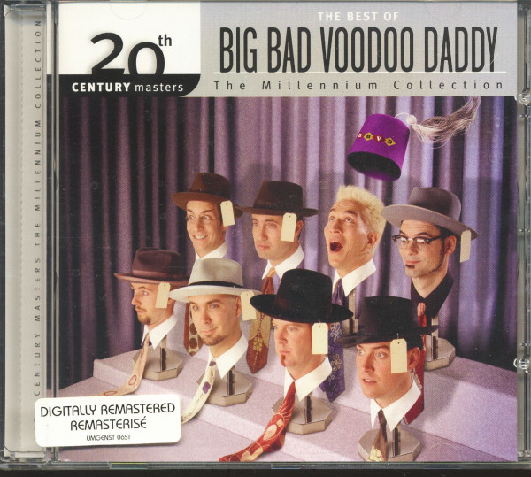 Millenium Collection - The Best Of Big Bad Voodoo Daddy (CD)