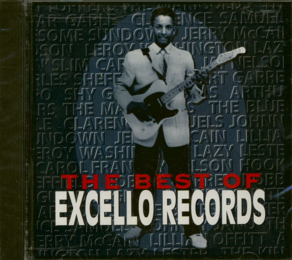 Excello Story - The Best Of Excello Records (CD)