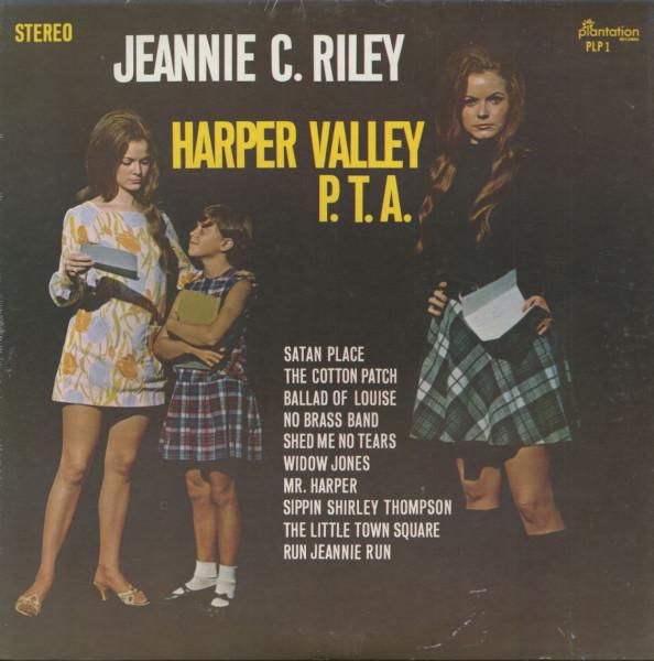 Harper Valley P.T.A. (LP)