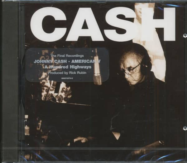 American V - A Hundred Highways (CD)