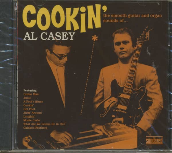 Cookin' - The Smooth Guitar & Organ Sounds Of ... (CD)