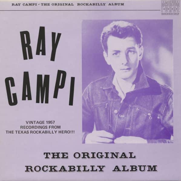 The Original Rockabilly Album (LP)