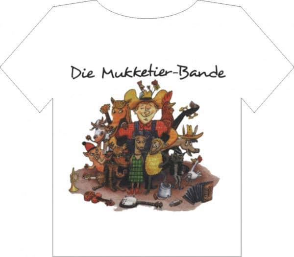 T-Shirt (M) weiss
