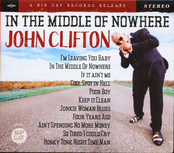 In The Middle Of Nowhere (CD)