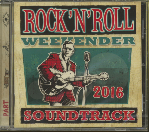 Rock 'n' Roll Weekender 2016 Soundtrack (CD)