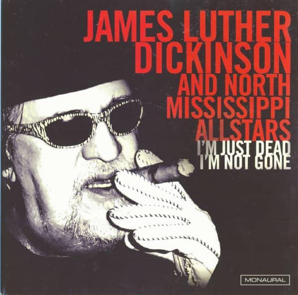 I'm Just Dead I'm Not Gone (LP)
