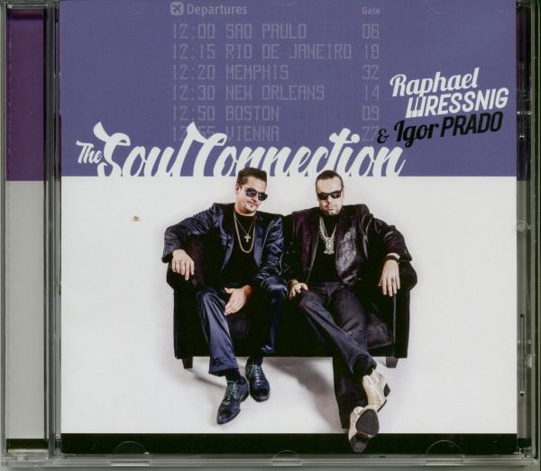 Soul Connection (CD)