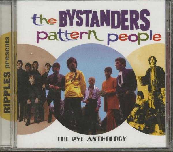 Pattern People - The Pye Anthology (CD)