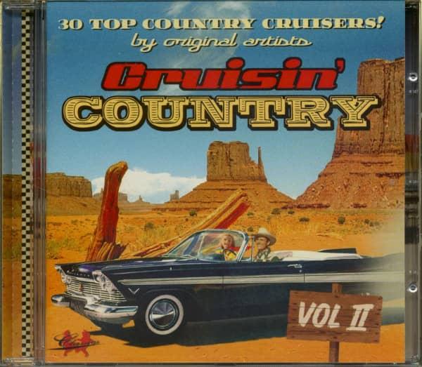 Cruisin' Country Vol.2 (CD)