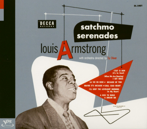 Satchmo Serenades (CD)