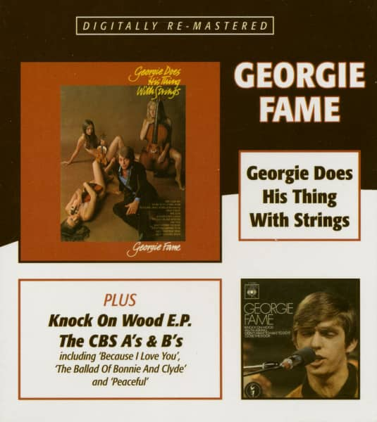 Georgie Does His Thing With Strings - Knock On Wood - The CBS A's And B's (2-CD)
