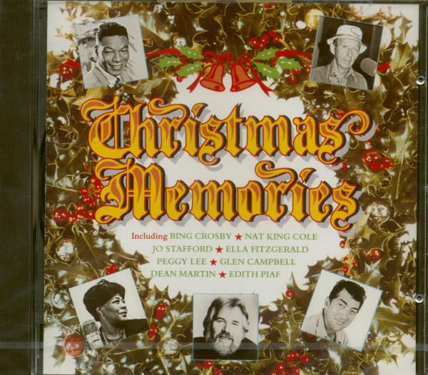 Christmas Memories.Various Christmas Memories Cd