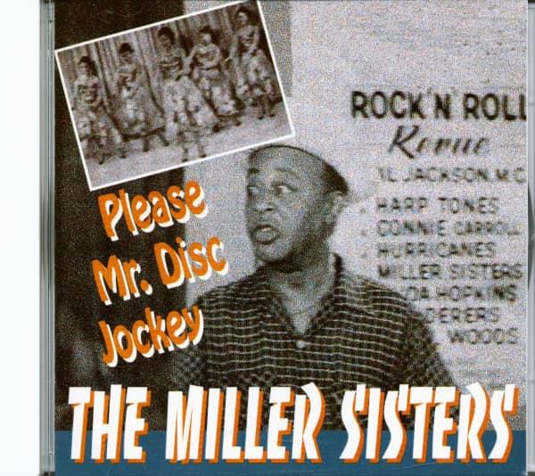 Please Mr.Disc Jockey (CD)