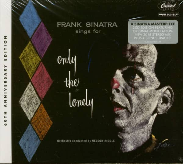 Sings For Only The Lonely - 60th Anniversary Deluxe Edition (2-CD)