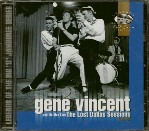 The Lost Dallas Sessions 1957-58 (CD)