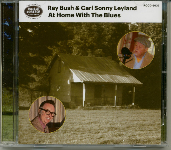 At Home With The Blues (CD)