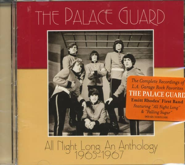 All Night Long - An Anthology 1965-1967 (CD)