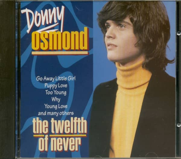 The Twelfth Of Never (CD)